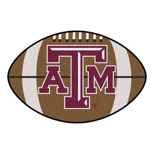 Texas A&M Football Area Rug