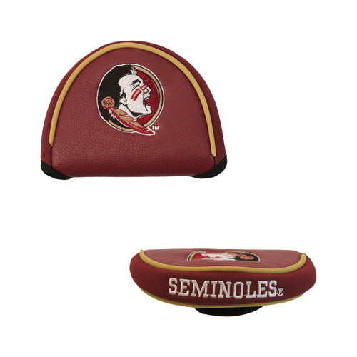 Florida State University Mallet Putter Cover