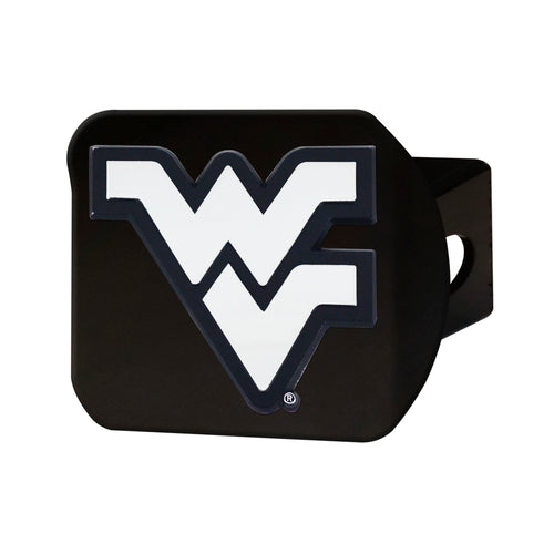 West Virginia University Black Hitch Cover