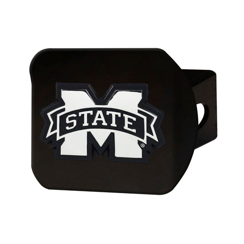 Mississippi State University Black Hitch Cover