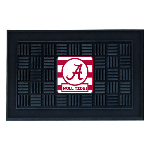 University of Alabama Southern Style Vinyl Door Mat