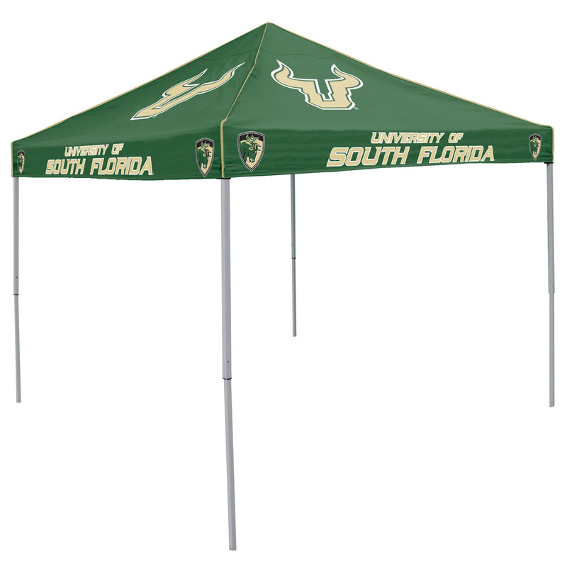 University of South Florida Bulls Green Tent