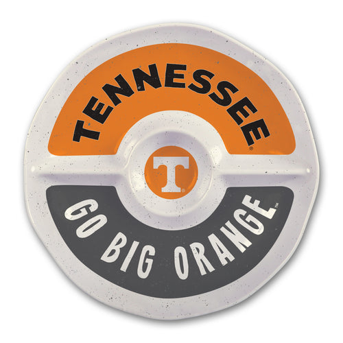 University of Tennessee Heavy Weight Melamine Divided Tray