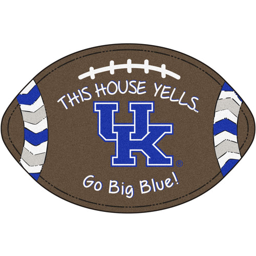 University of Kentucky Football Southern Style Rug