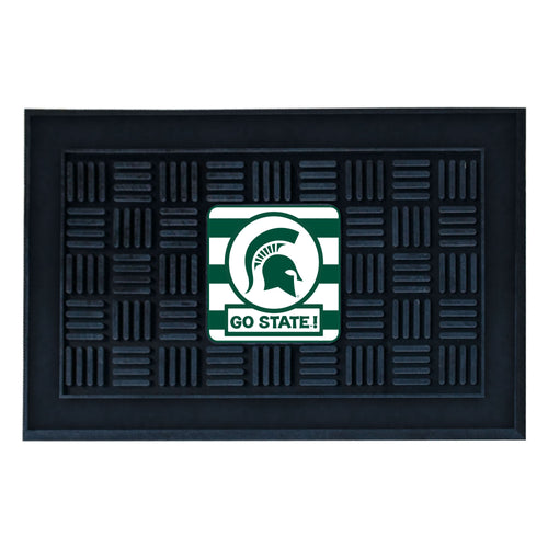 Michigan State University Southern Style Vinyl Door Mat
