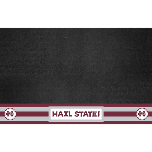 Mississippi State University Southern Style Vinyl Grill Mat