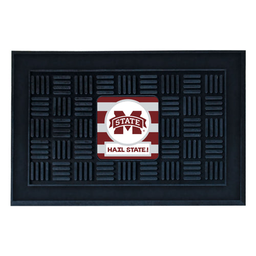 Mississippi State University Southern Style Vinyl Door Mat
