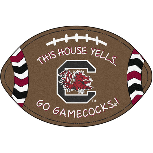 University of South Carolina Football Southern Style Rug