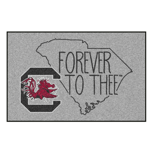 University of South Carolina Southern Style Rug