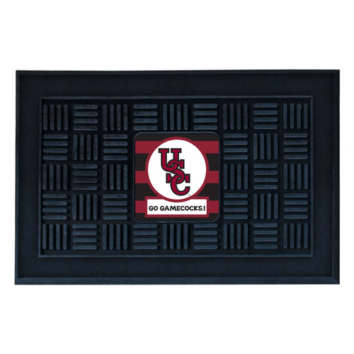 University of South Carolina Southern Style Vinyl Door Mat