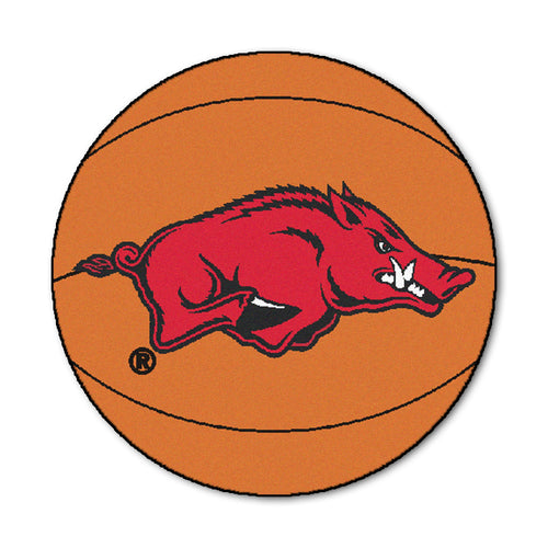 University of Arkansas Basketball Area Rug