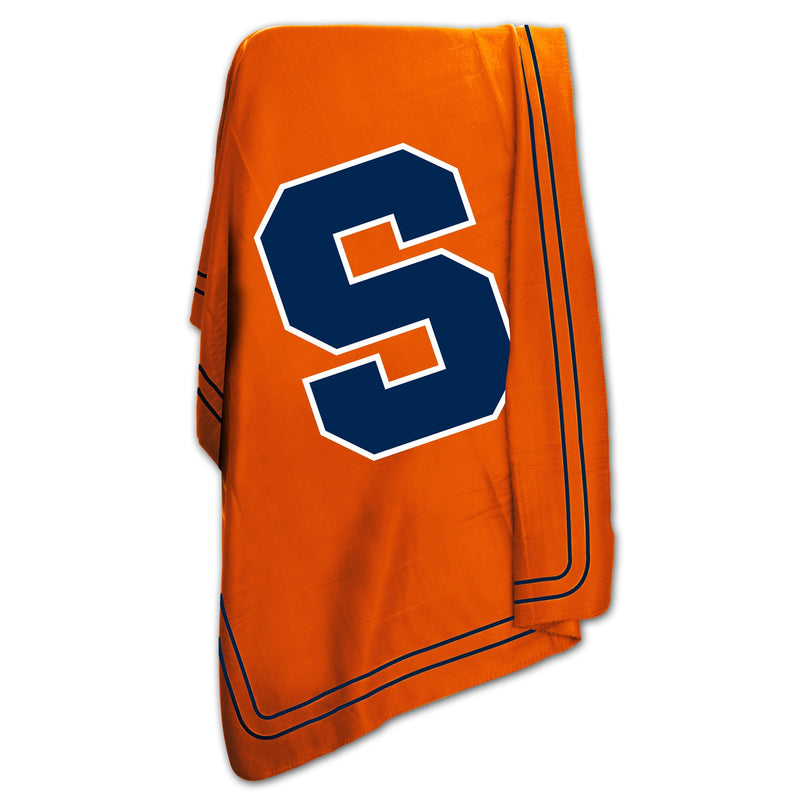 Syracuse University Classic Fleece Lightweight Blanket