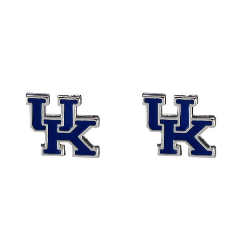 University of Kentucky Logo Stud Earrings