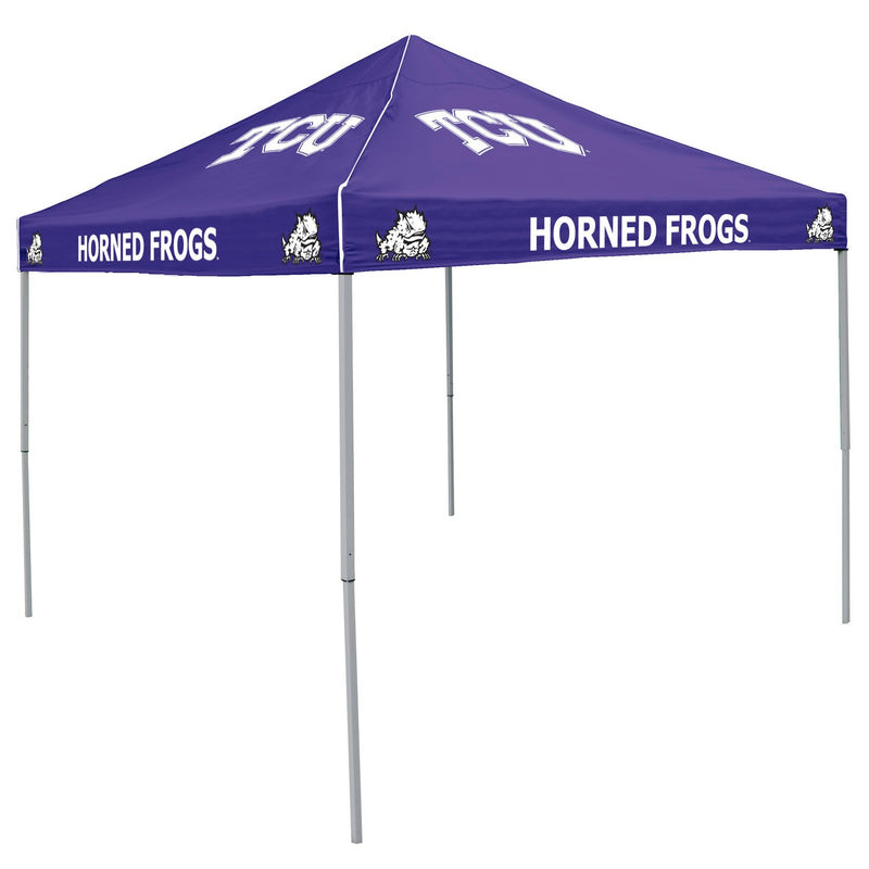 Texas Christian University Horned Frogs Purple Tent