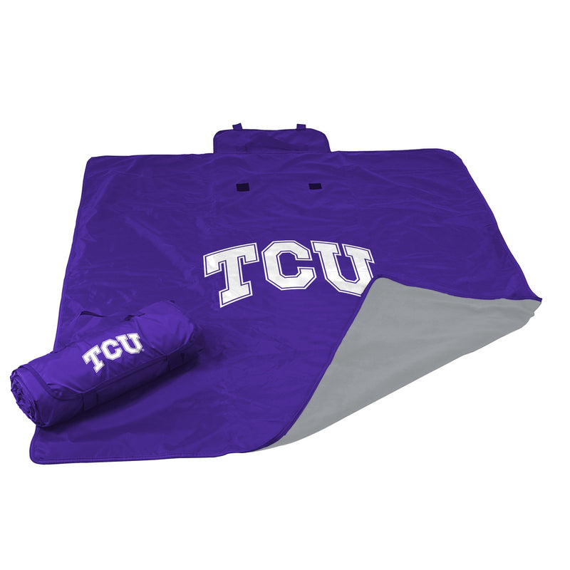Texas Christian University All Weather Blanket