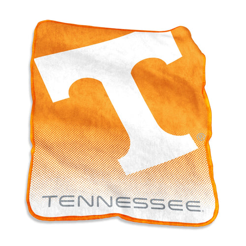 University of Tennessee Raschel Blanket