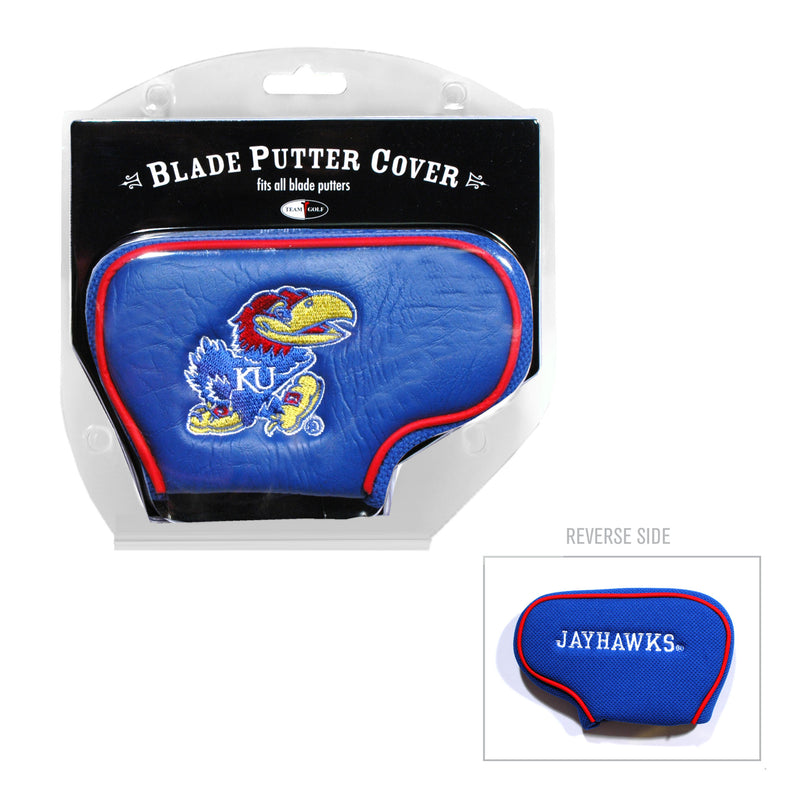 University of Kansas Blade Putter Cover