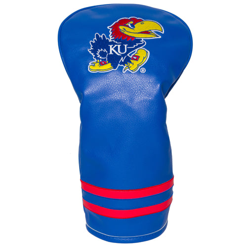 University of Kansas Vintage Driver Headcover