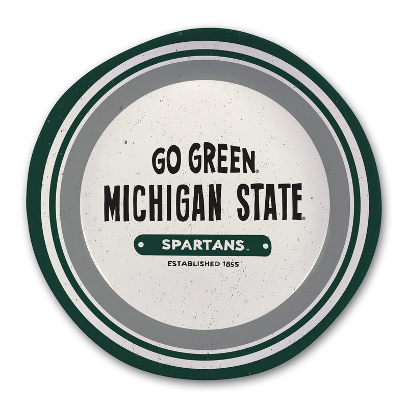 Michigan State University Heavy Weight Melamine Bowl