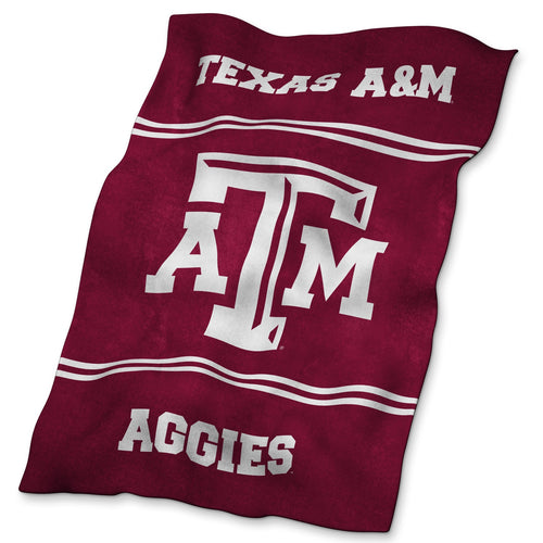 Texas A&M University Ultra Soft Blanket