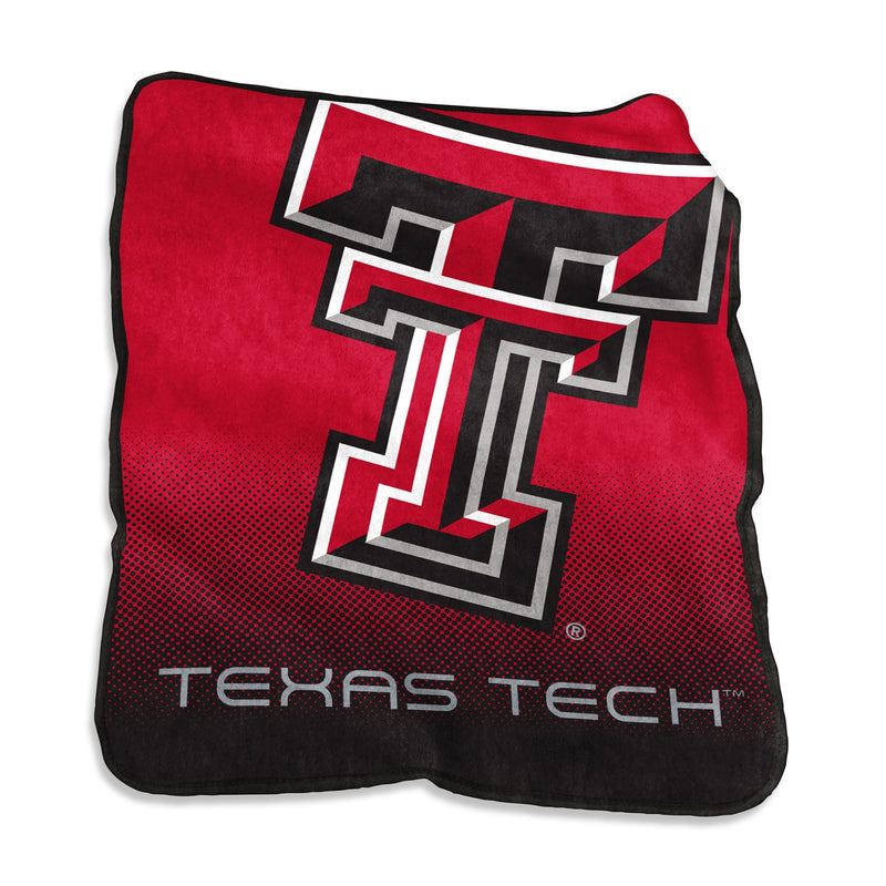 Texas Tech University Red Raiders Raschel Blanket