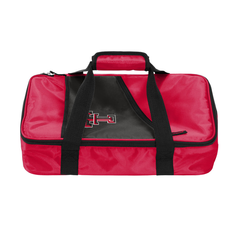 Texas Tech University Casserole Caddy