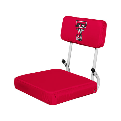 Texas Tech University Hard Back Stadium Chair