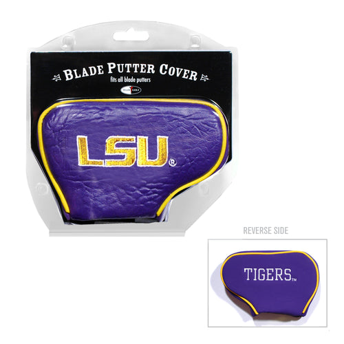 Louisiana State University Blade Putter Cover