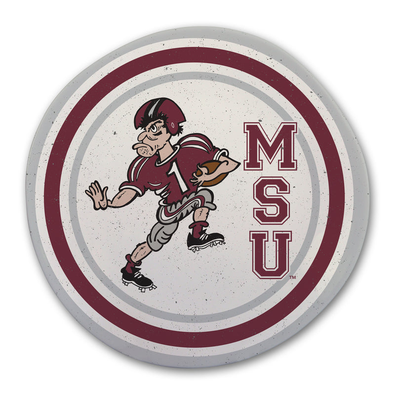 Mississippi State University Heavy Weight Melamine Plate