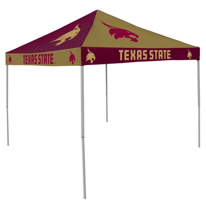 Texas State University 9' x 9' Tent