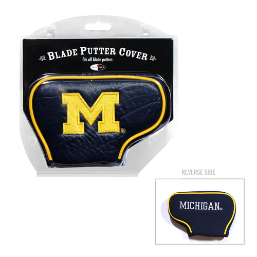 University of Michigan Blade Putter Cover