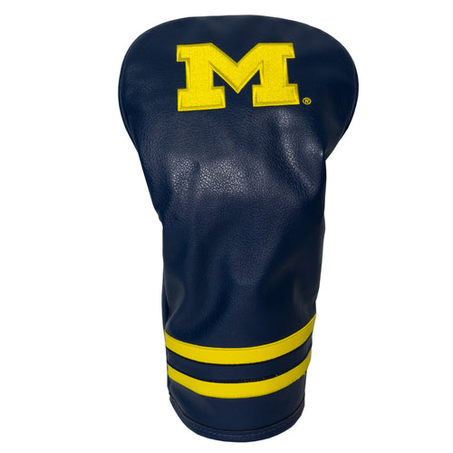 University of Michigan Vintage Driver Headcover