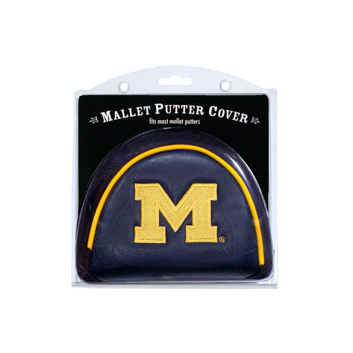 University of Michigan Mallet Putter Cover