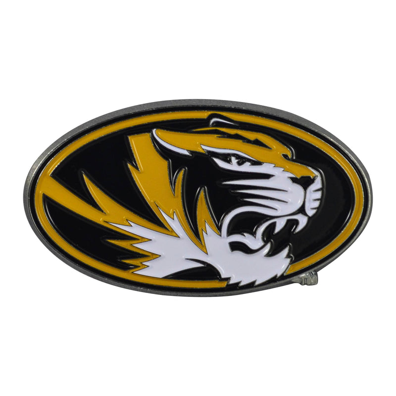 University of Missouri Color Chrome Car Emblem