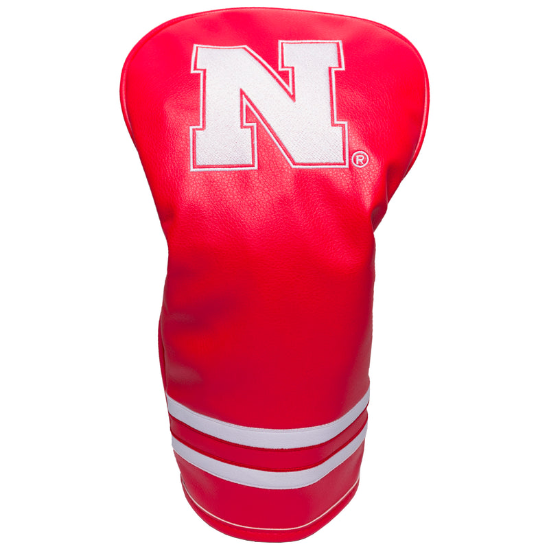 University of Nebraska Vintage Driver Headcover