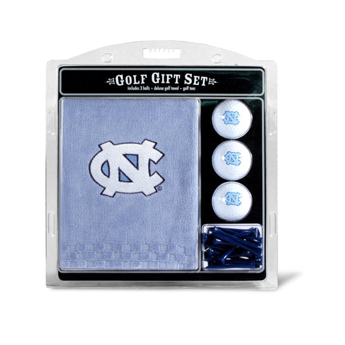 University of North Carolina Embroidered Towel Gift Set