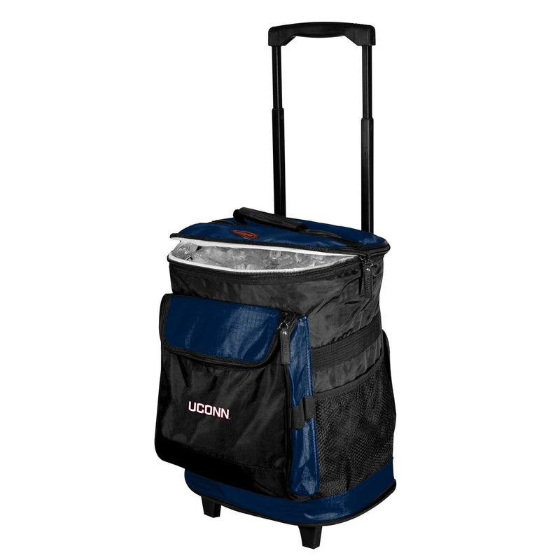 University of Connecticut Huskies Rolling Cooler