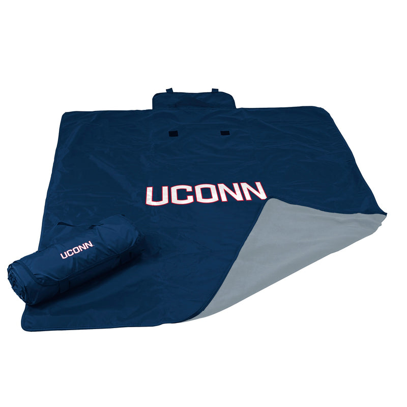 University of Connecticut All Weather Blanket