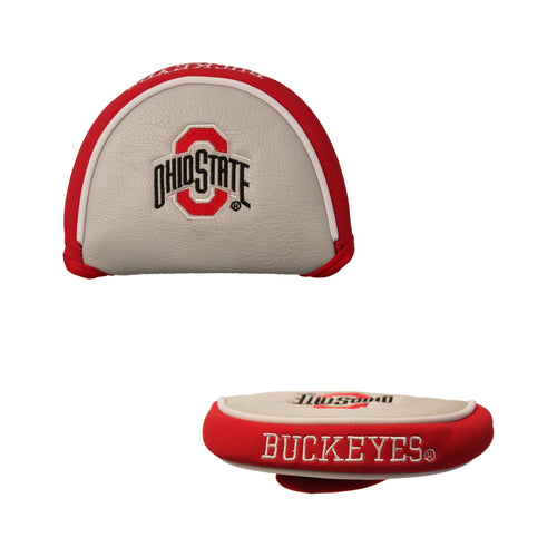 Ohio State University Mallet Putter Cover