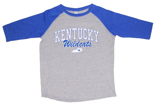 University of Kentucky Toddler Baseball Shirt