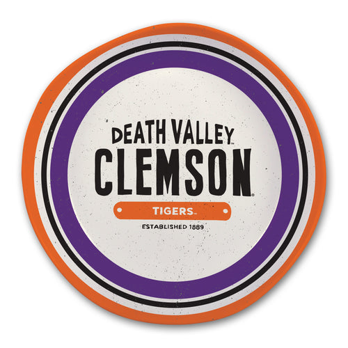 Clemson University Heavy Weight Melamine Bowl