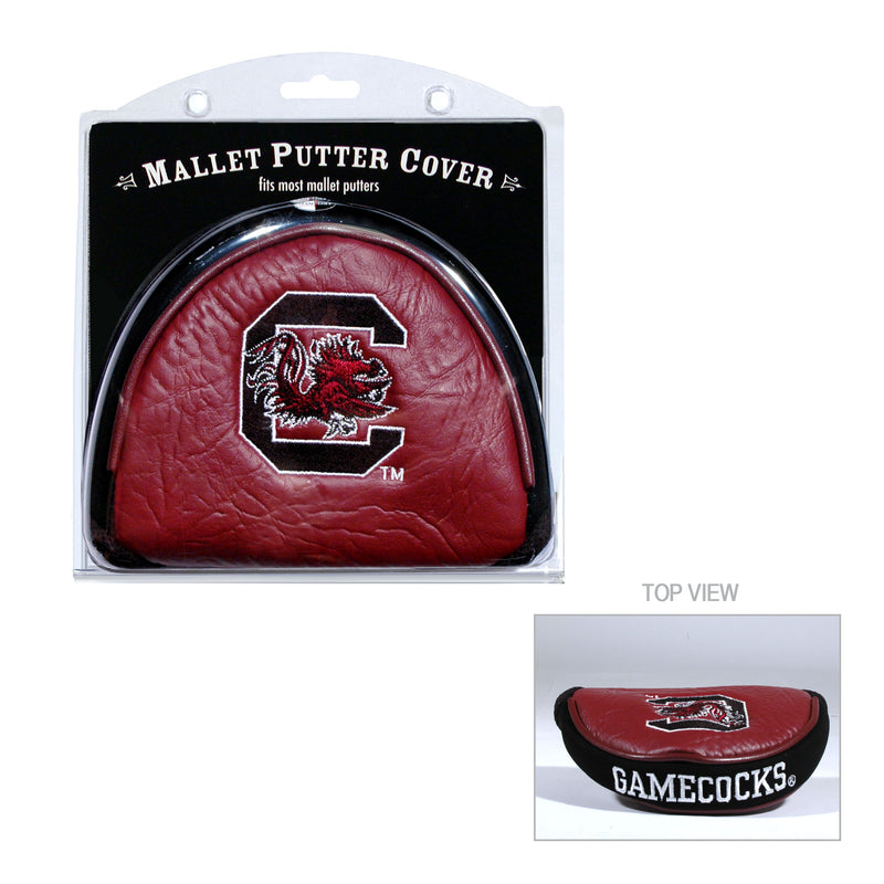 University of South Carolina Mallet Putter Cover