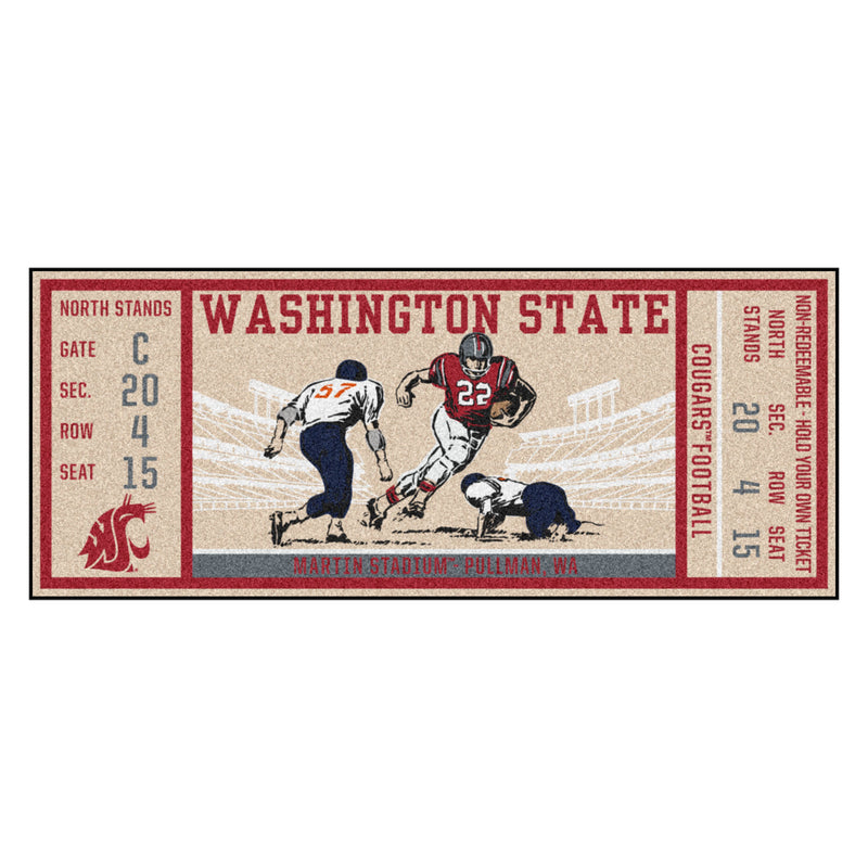 Washington State University Ticket Runner