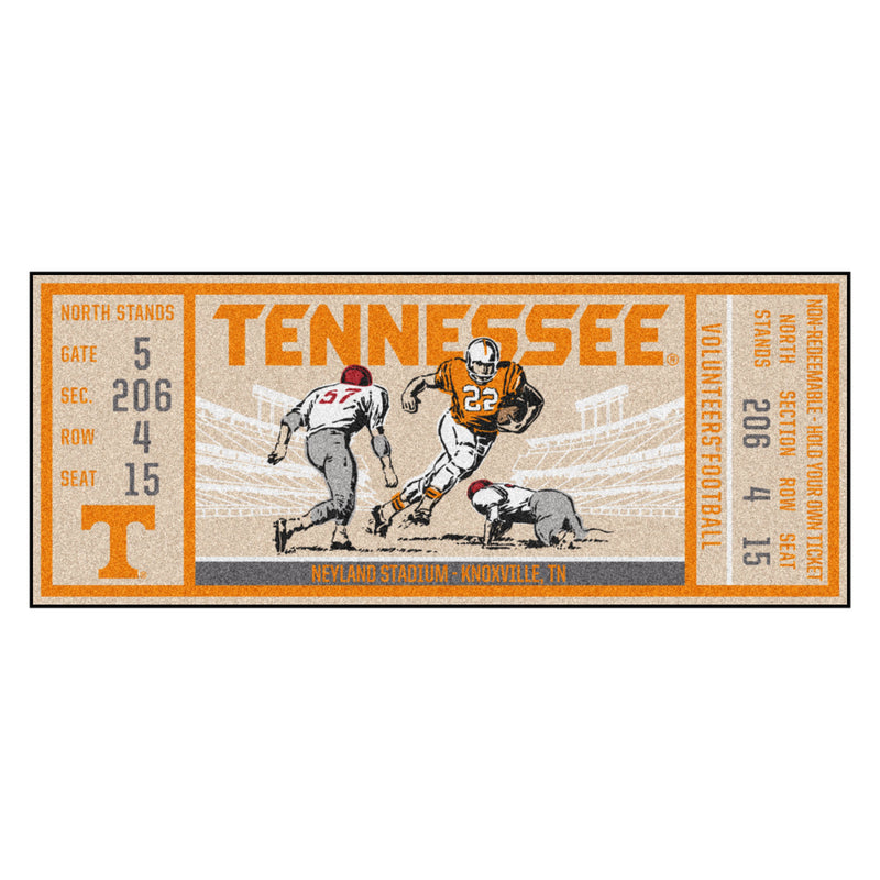 University of Tennessee Ticket Runner