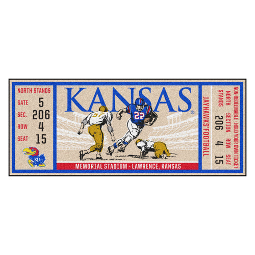 University of Kansas Ticket Runner