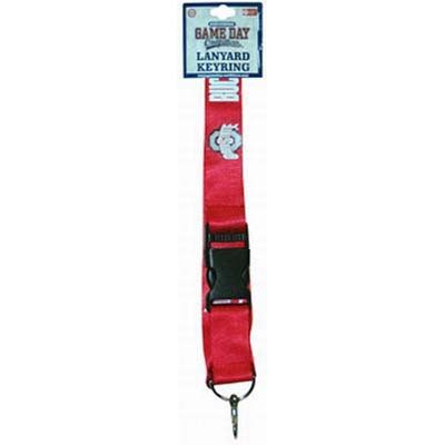 Ohio State University Keychain Lanyard