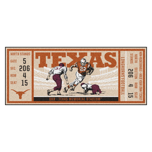 University of Texas Ticket Runner