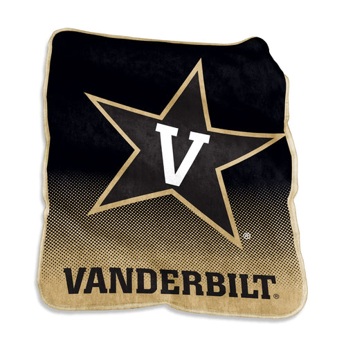 Vanderbilt University Commodores Raschel Blanket