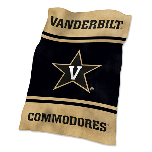 Vanderbilt University Ultra Soft Blanket