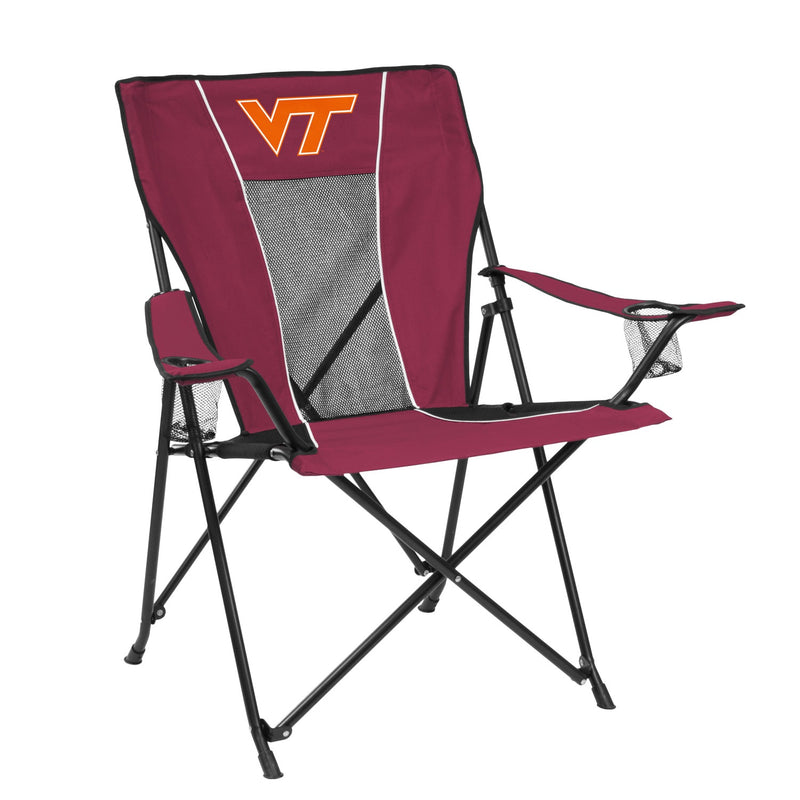Virginia Tech University Game Time Chair